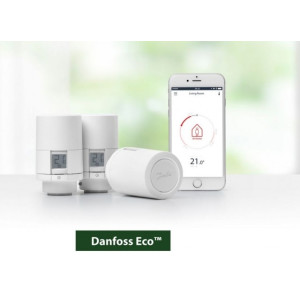 Cap termostatic Danfoss Eco™